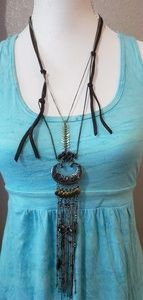 Jewelry - Boho style long necklace